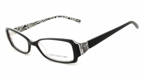 955022b5b9 Jones New York Designer Eyeglasses J605 Black    Custom Left   Right ...