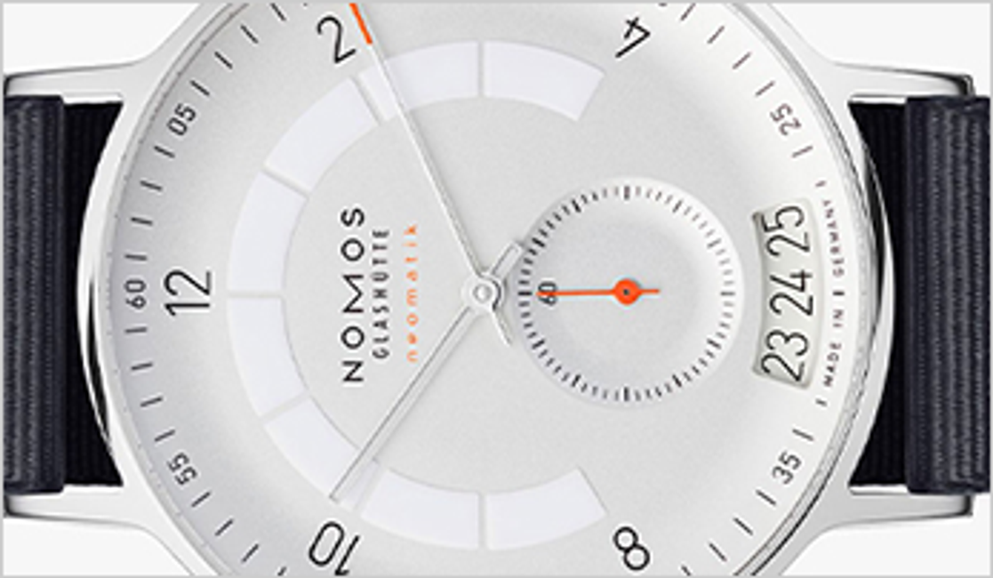 Need for Speed: Discover the Nomos Autobahn Neomatik