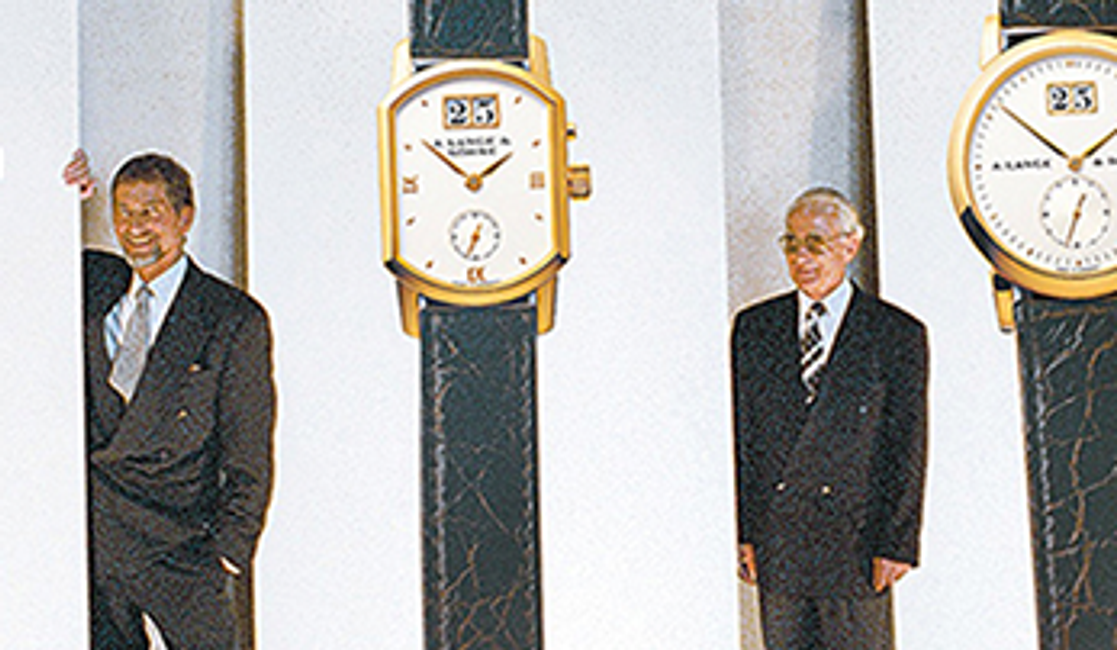 The Day that Changed the History of the World and A. Lange & Sohne