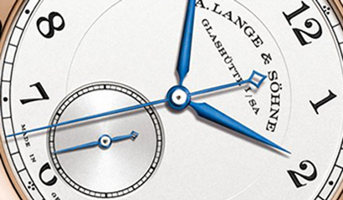 """Paying Tribute: The A. Lange & Sohne 1815 """"Homage to Walter Lange"""""""