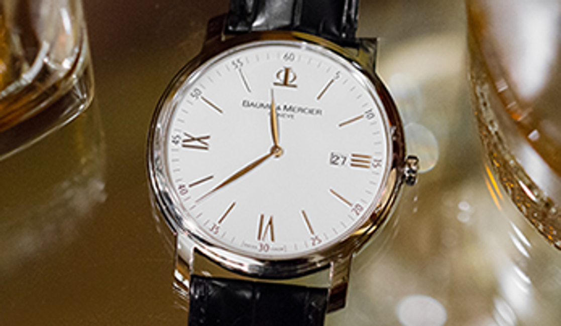 How to Get Into the Luxury Watch Game: Our Top 5 Baume & Mercier Watches Under $5K
