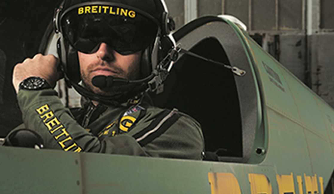 This Timepiece Begs For Adventure: The Breitling Colt Skyracer