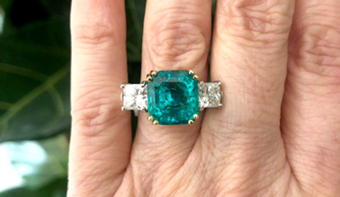 Emerald, The Color That Goes With All Holidays