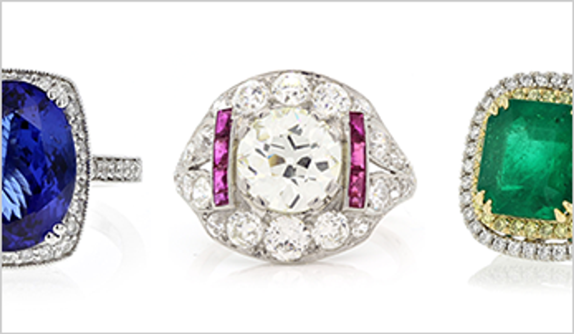 Celebrate the Past - Our Top 5 Estate Cocktail Rings for Fall