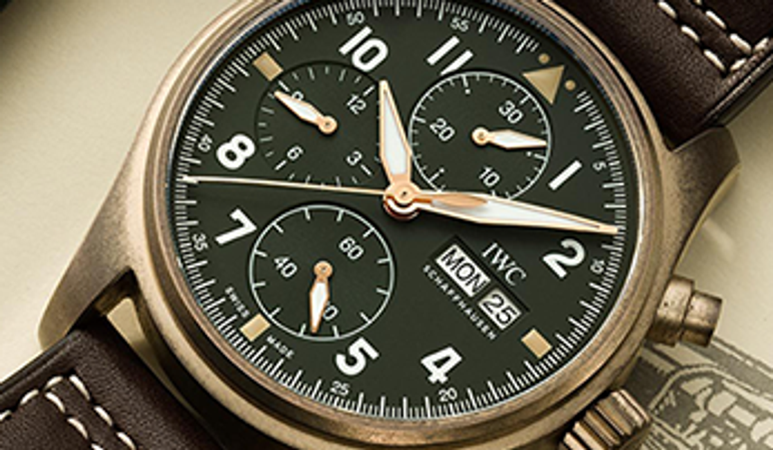 More SIHH 2019 Previews: 4 New IWC Pilot Watches