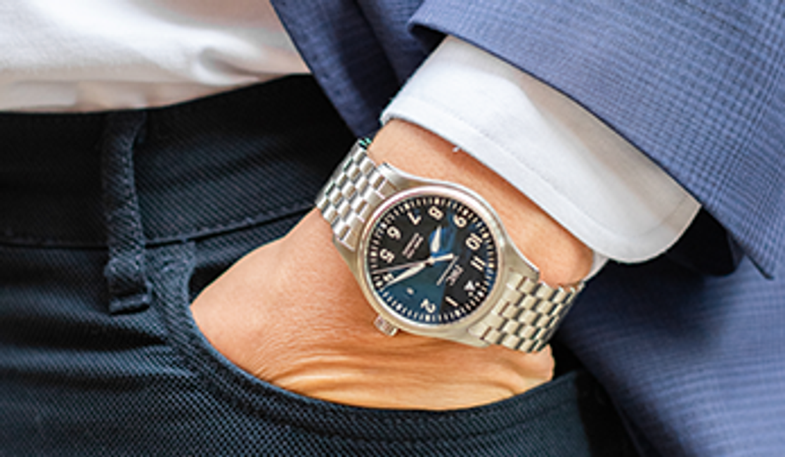 This is the Most Essential Part in a Timepiece