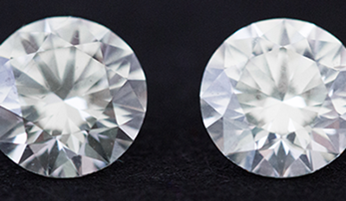 Why You Can See Some Diamonds From Ten Tables Away