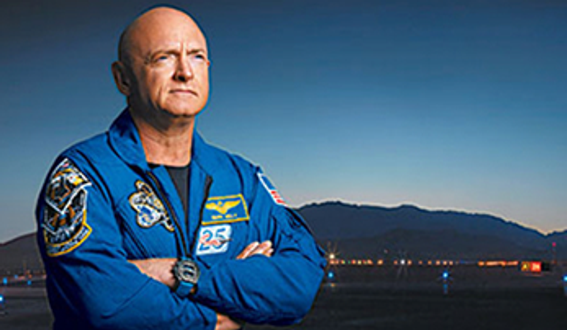 This Astronaut's Watch of Choice: Mark Kelly and Breitling