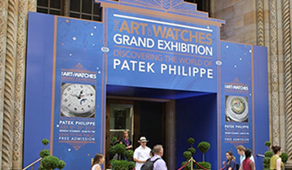 What to Expect at the Patek Philippe Grand Exhibition This Weekend
