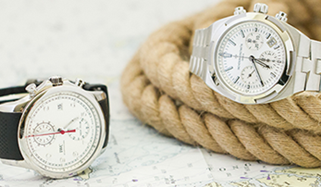 Look Sharp on the Bay and on Land: Our Top 3 Picks for Sailing Watches