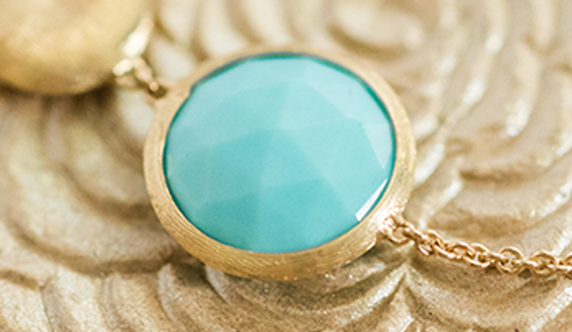 What's On Trend? This Year It's Turquoise