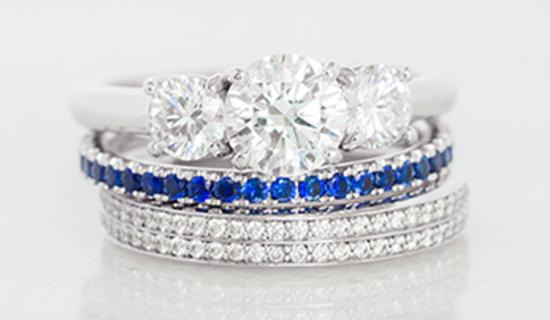 The Rules for Creating Your Own Stackable Ring Look
