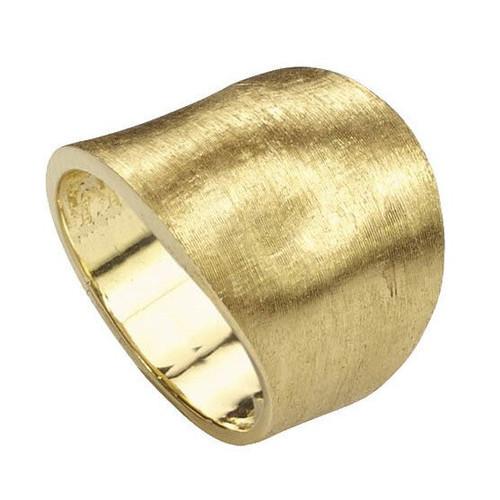 18k Yellow Gold Ring (#200477)
