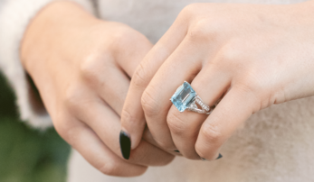 What You Need to Know About Aquamarine Engagement Rings