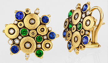 Trend Spotting: Five Sets of Earrings That Are True Works of Art