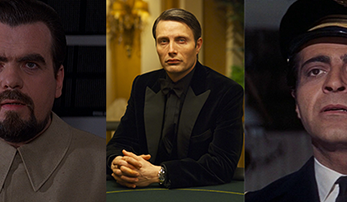 Your Favorite Bond Villains and Their Watches