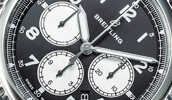 """A First Look at the """"New"""" Breitling and It's First Chronograph"""