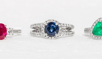 Which is the Right Colored Gemstone for Your Engagement Ring?