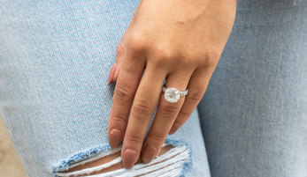 Is Hand Sanitizer Bad for Your Engagement Ring?