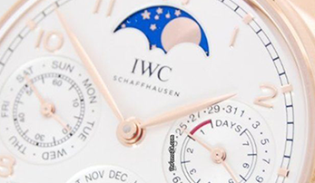 4 IWC Timepieces We Have In-Stock Now for the Holidays