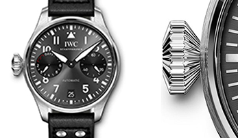 Style and Function: Meet IWC's Left-Handed Watch