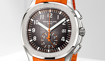 Patek Philippe's Sportiest Timepiece Yet: The Aquanaut Chronograph 5968A