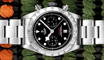 In-Store Now: The Tudor Black Bay Collection