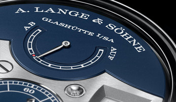 A. Lange & Söhne Minute Repeater in Deep-Blue