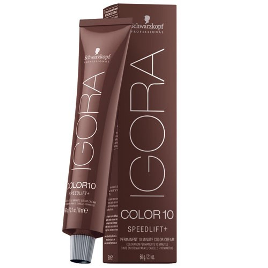 Schwarzkopf - Igora Color10 7-0 Medium Natural Blond