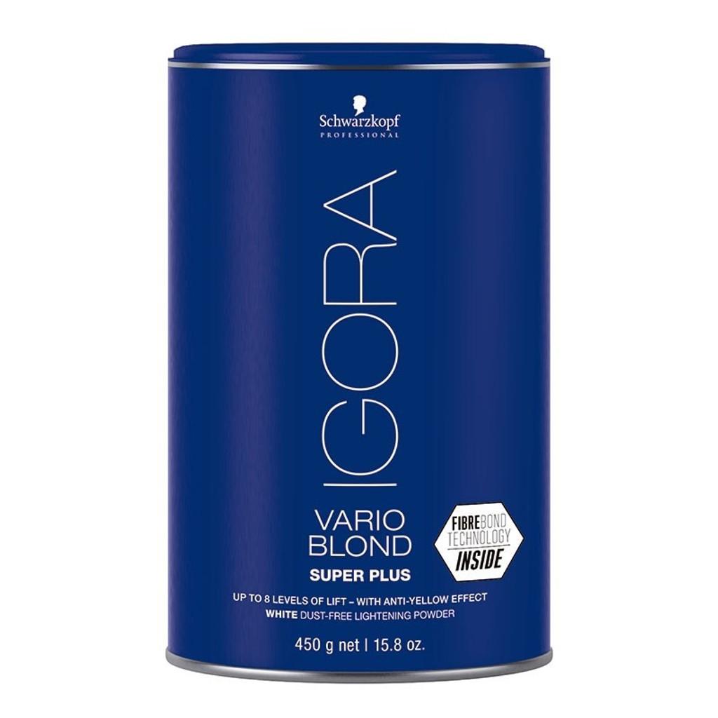 Schwarzkopf - Igora Vario Blond Super Plus Powder Lightener 15.9oz