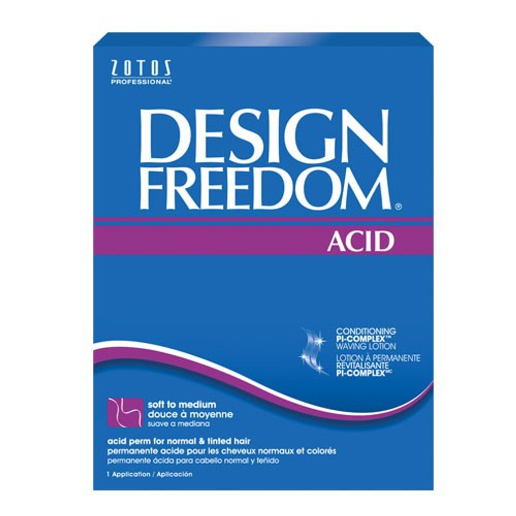 Design Freedom Acid