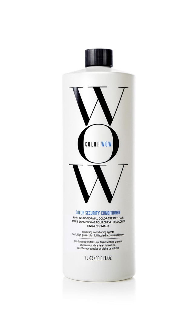 Color Wow - Color Security Conditioner- Fine to Normal Hair 1 Liter
