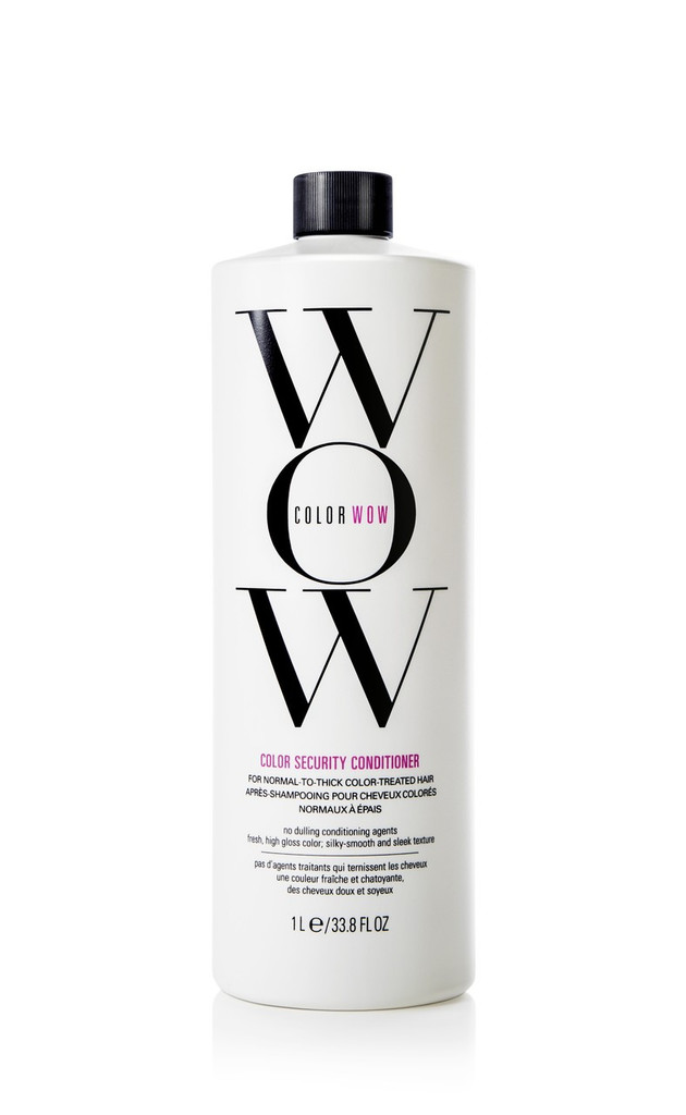 Color Wow - Color Security Conditioner- Normal to Thick Hair 1 Liter