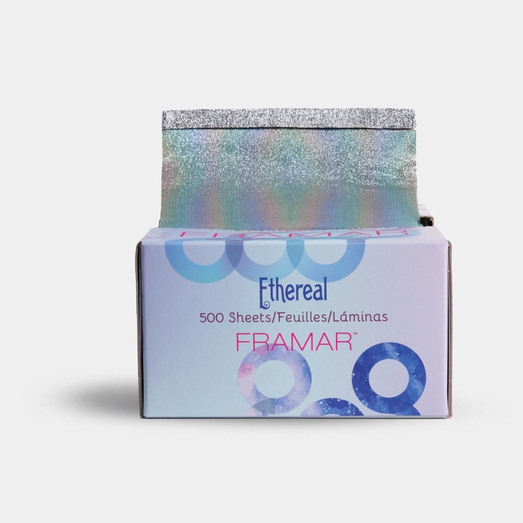 "Framar - Foil Pop up Clear 5x11"" 500ct"