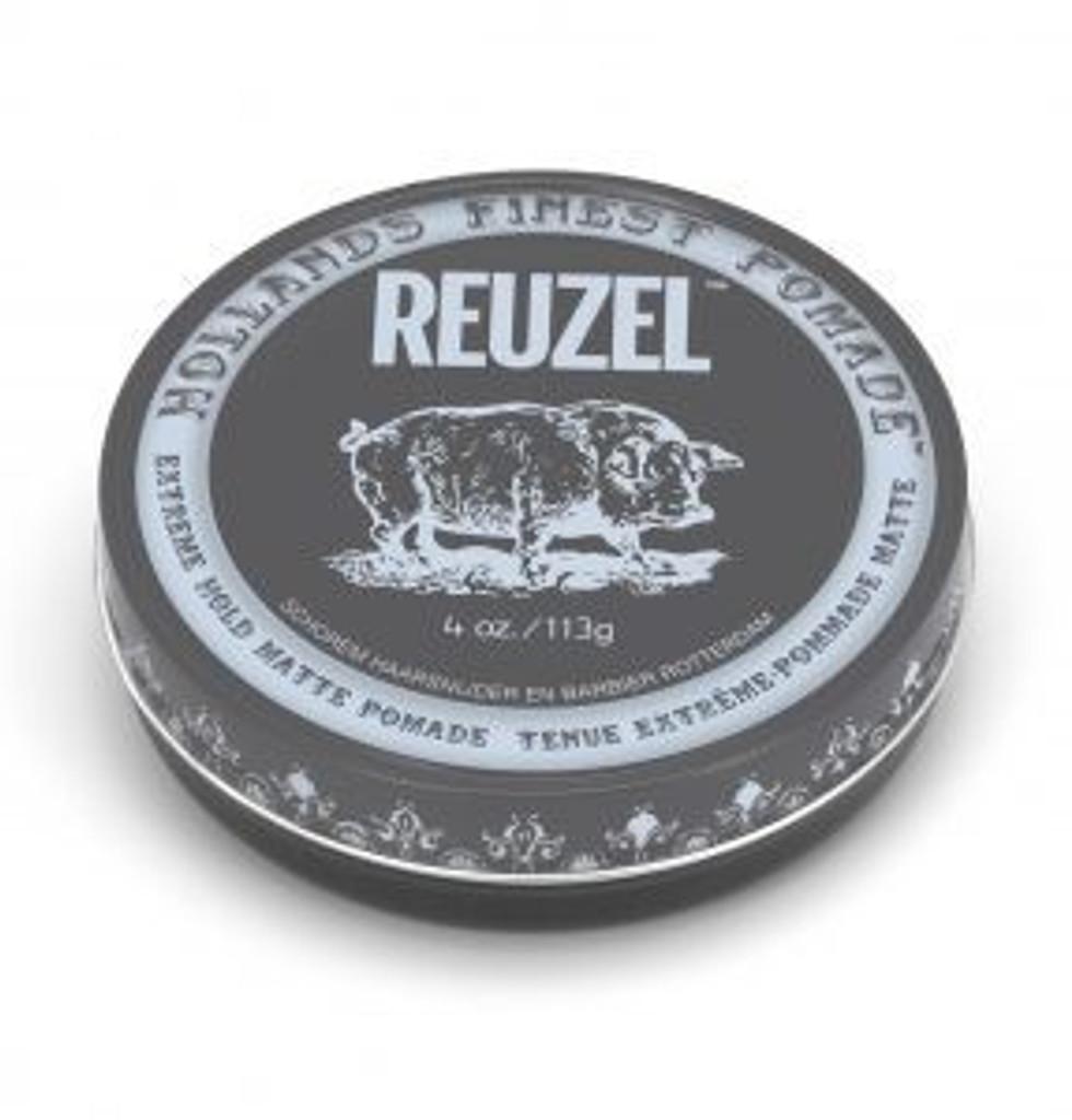 Reuzel - Extreme Hold Matte Pomade 1.3oz