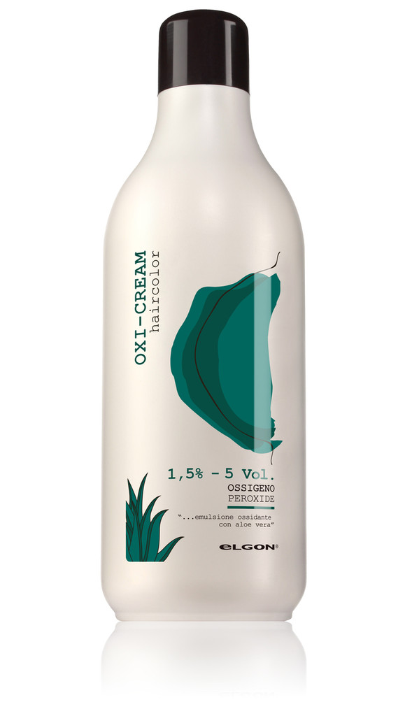 Elgon - M&S Oxi-Cream 5 Volume Developer 35.3oz