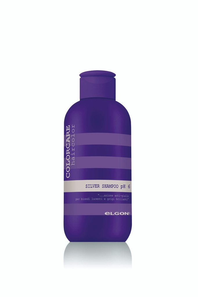 Elgon - Color Care Silver Shampoo 10.1oz