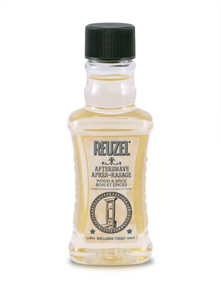 Reuzel - Wood & Spice Aftershave 3.38oz