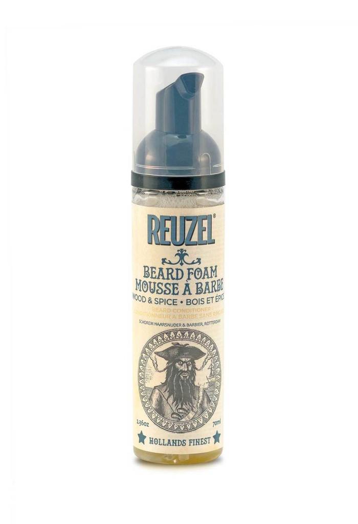 Reuzel - Wood & Spice Beard Foam 2.3oz