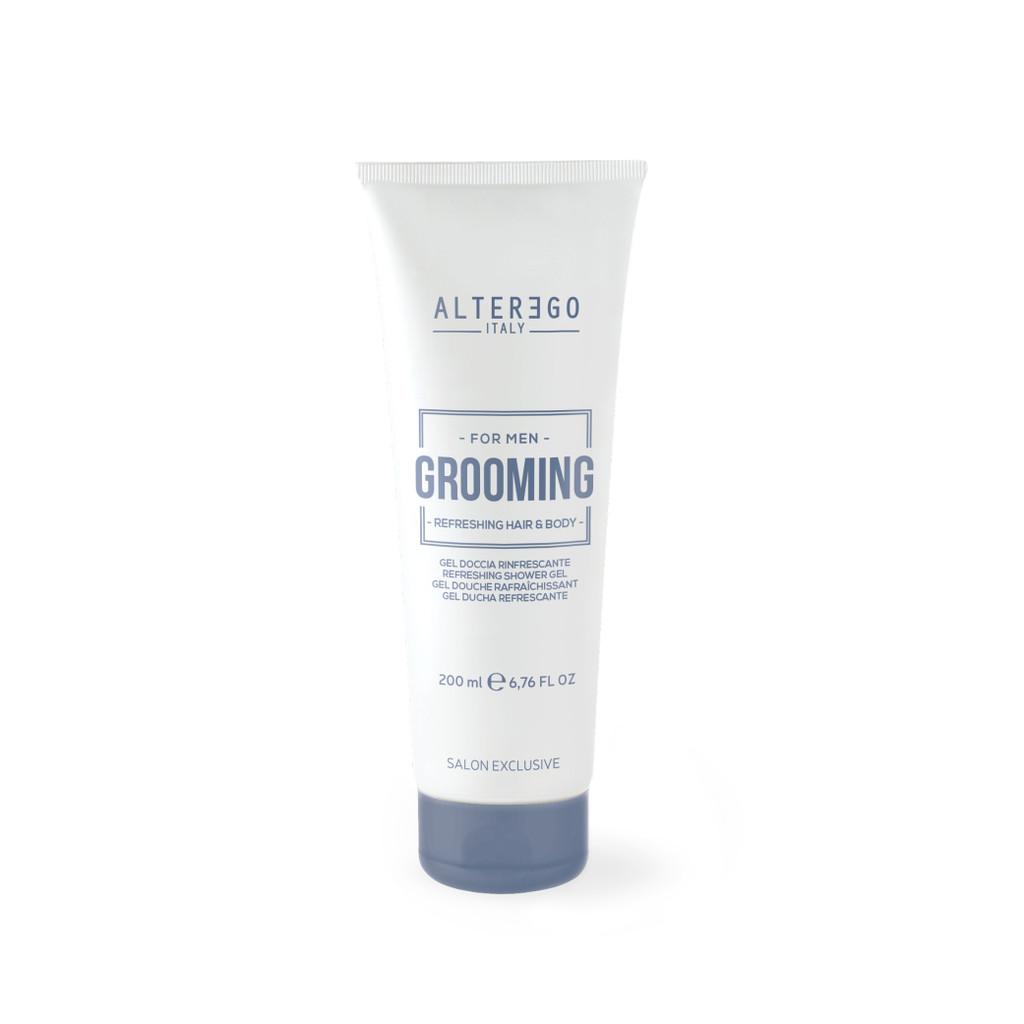 Alter Ego - Grooming for Men Refreshing Hair & Body Wash 6.76oz