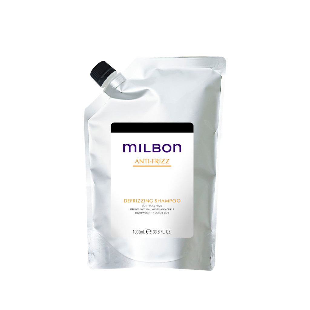 Milbon - AF Shampoo Bag 33.8oz