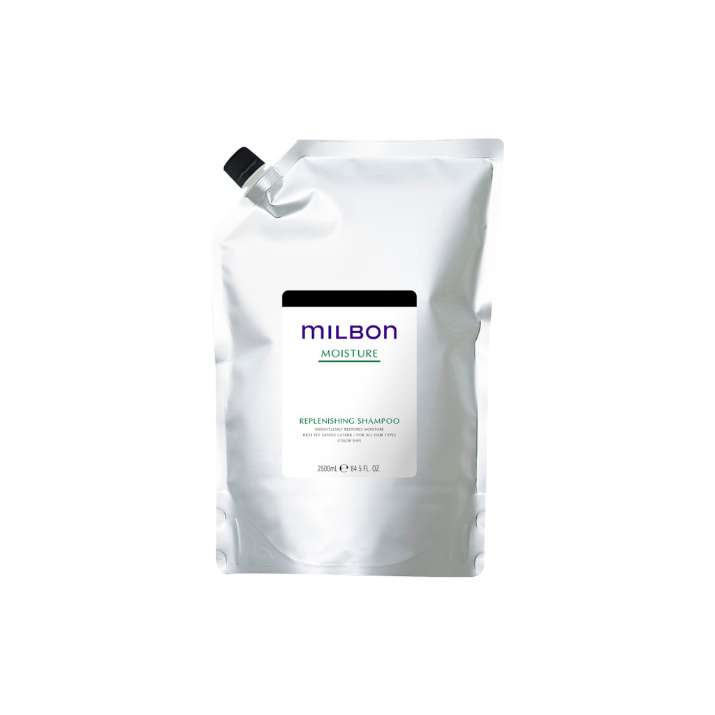 Milbon - Moisture Shampoo Bag 84.5oz