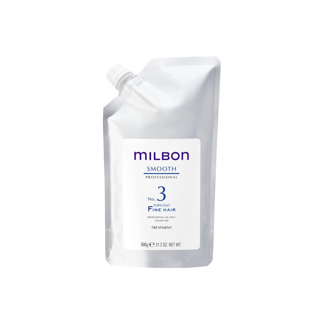 Milbon - Smooth 3 Fine Bag 21.16 oz