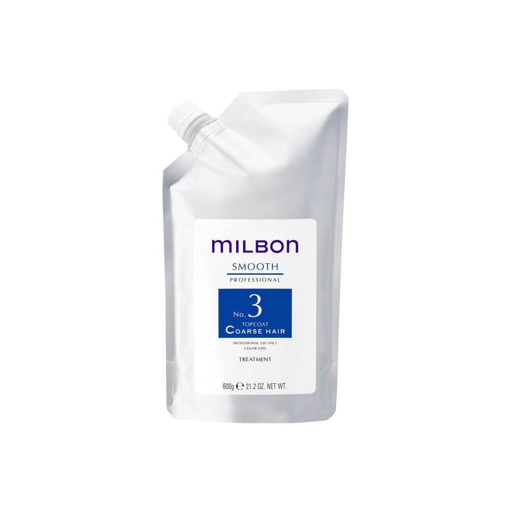 Milbon - Smooth 3 Coarse Bag 21.16oz