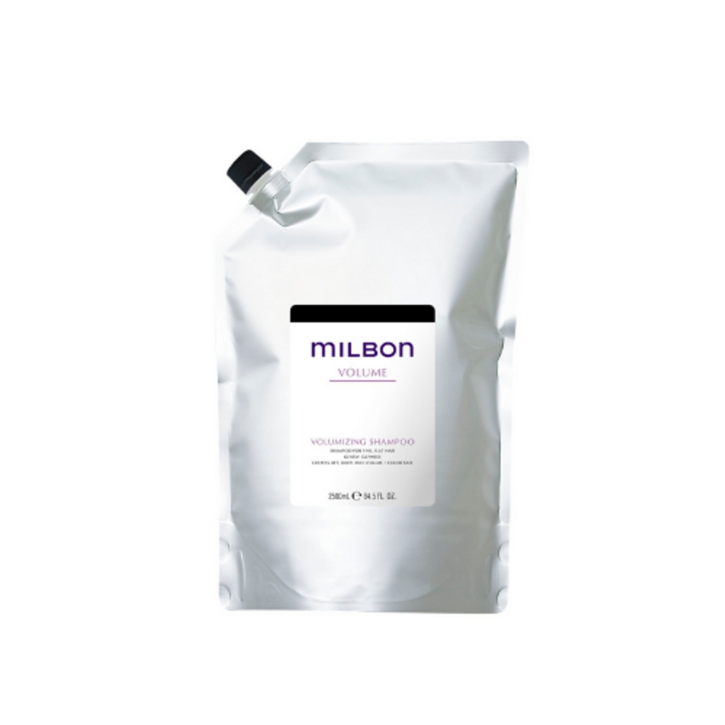 Milbon - Volume Shampoo 84.5oz