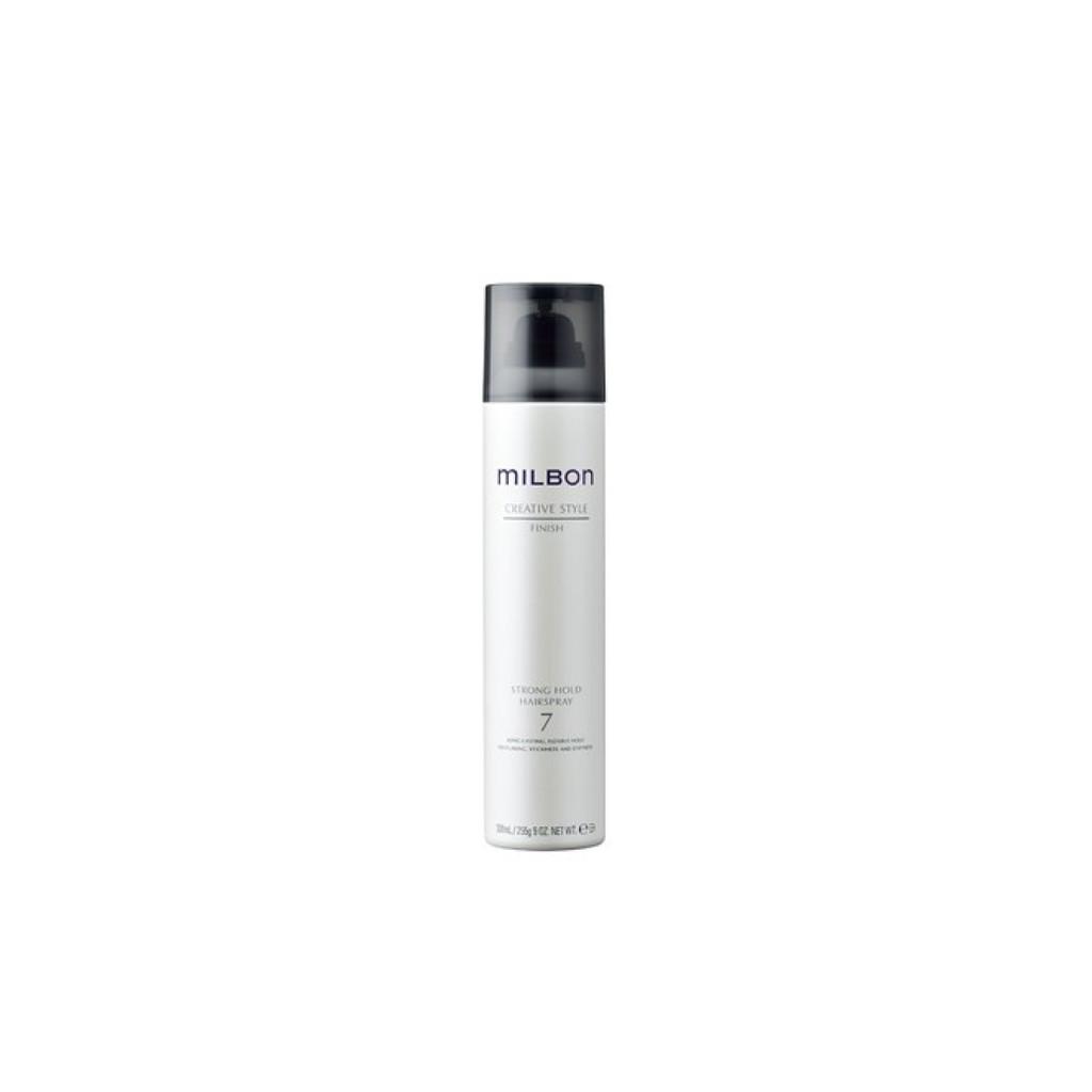 Milbon - Hairspray Strong Hold 7 9oz