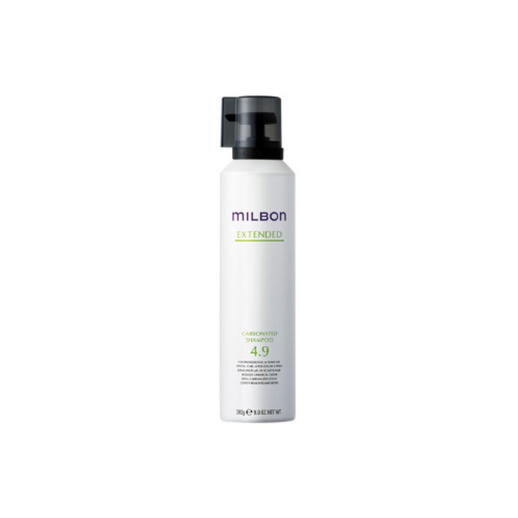 Milbon - Carbonated Shampoo 9.9oz