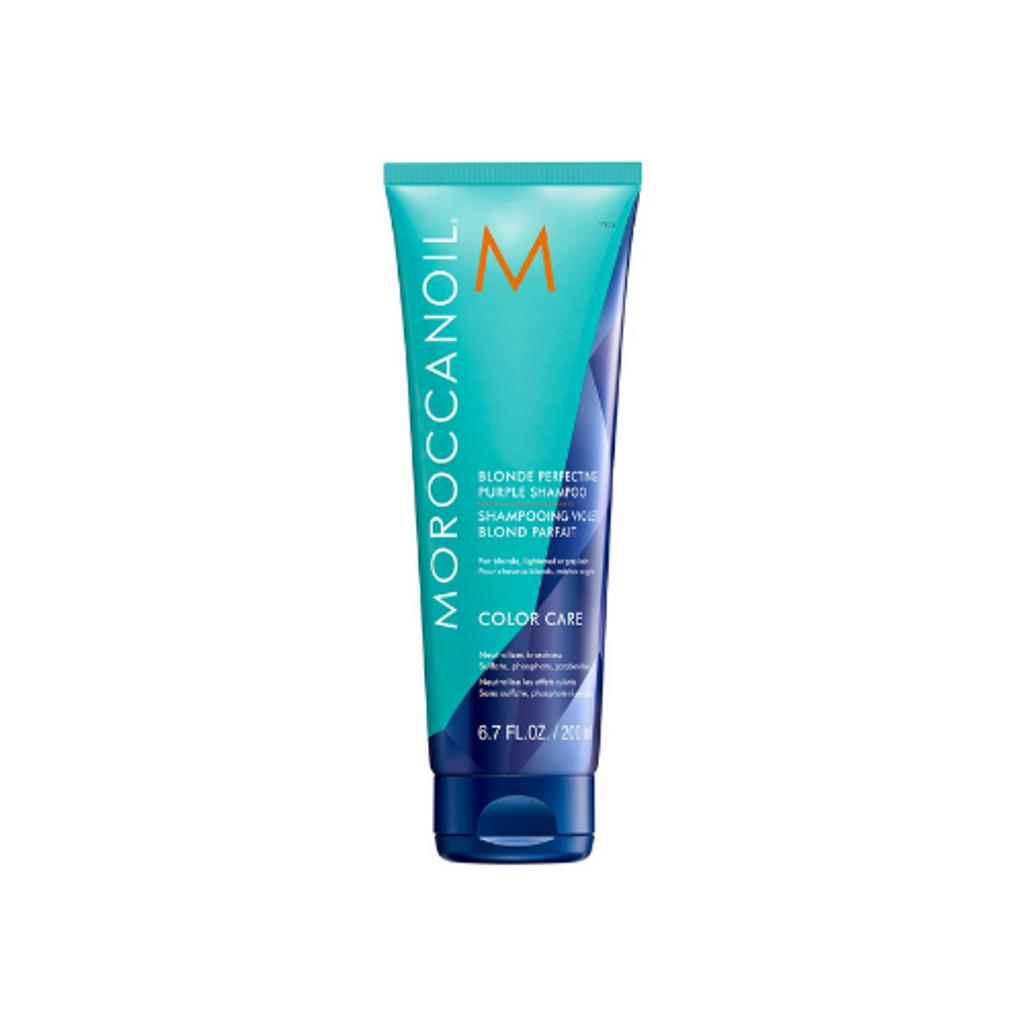 Moroccanoil - Blonde Perfecting Purple Shampoo