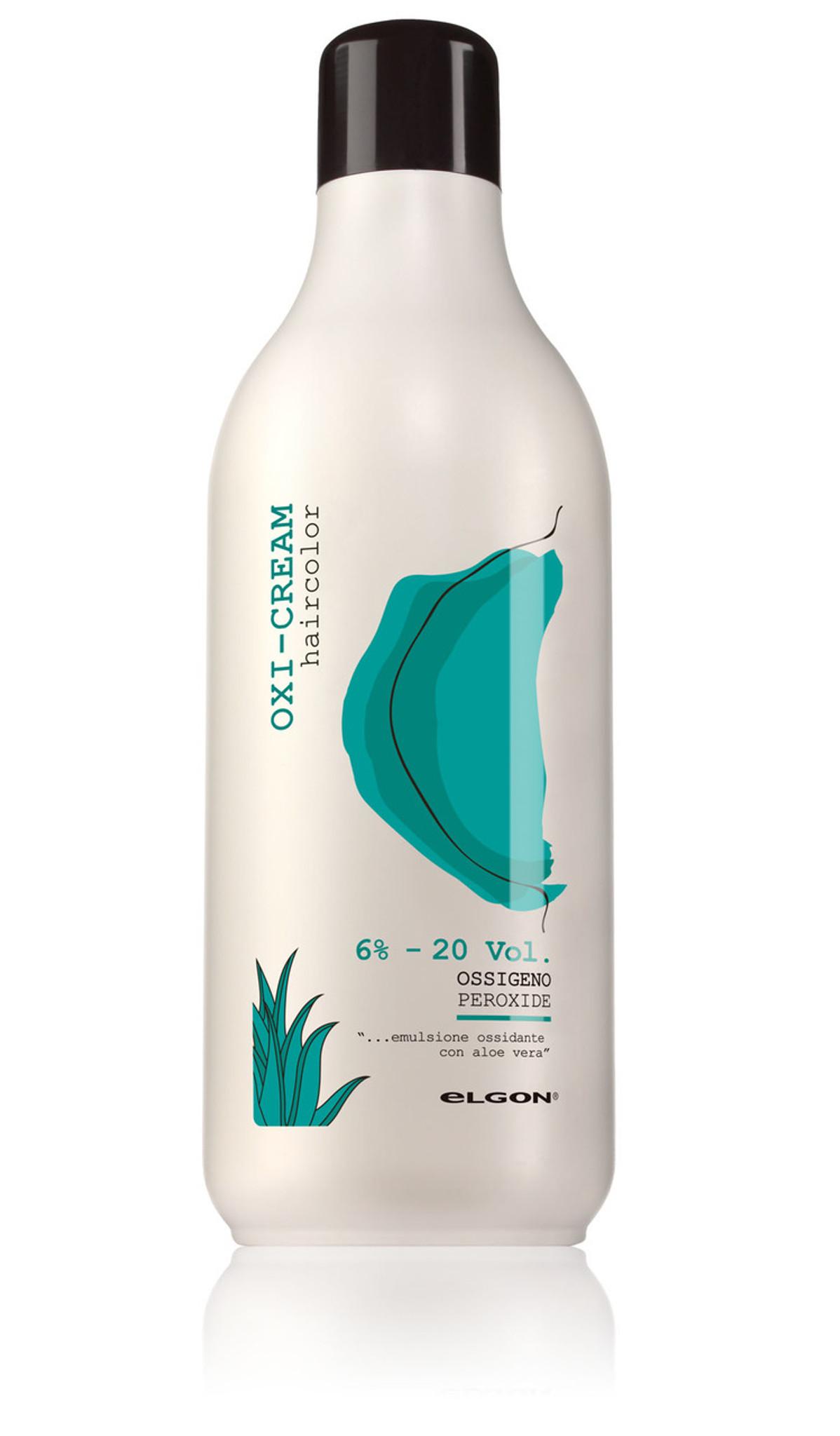 Elgon - M&S Oxi-Cream 20 Volume Developer - 35 3oz