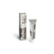RefectocCil - Cream Hair Dye Light Brown #3.1